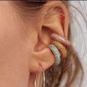 NWOT Anthro Baublebar Gold Ear Clip